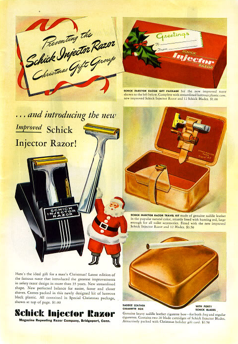 Schick Injector Type F AD